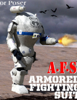 Armored Fighting Suit