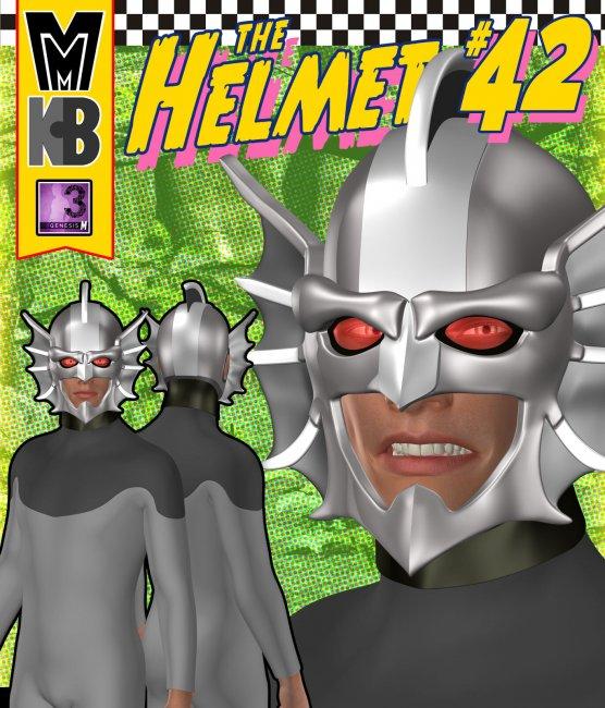 Helmet 042 MMKBG3M