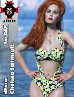 JMR dForce Chelsea Swimsuit for G8F