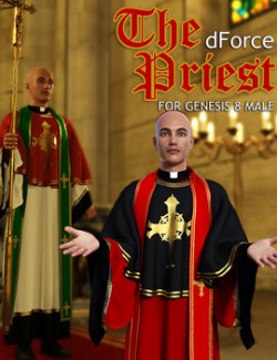 dForce Priest G8M