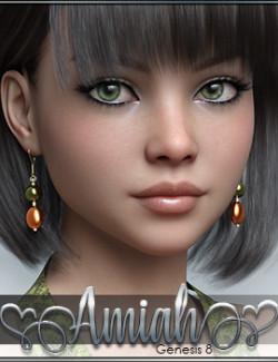 SASE Amiah for Genesis 8