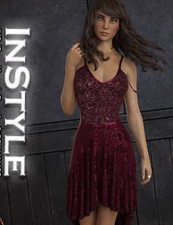 InStyle - JMR dForce Manuela Dress for G8F