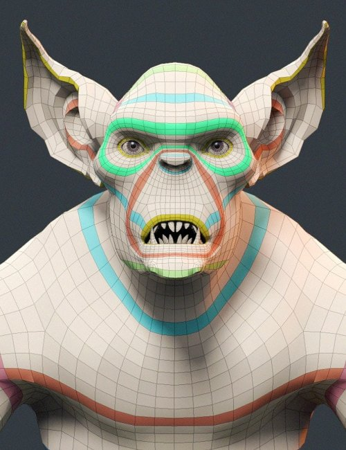 How to Retopologize a Full Character