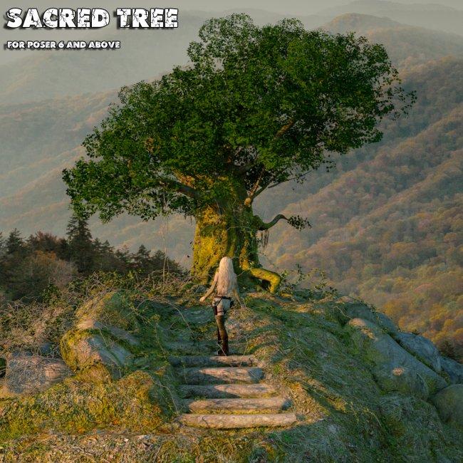 AJ Sacred Tree