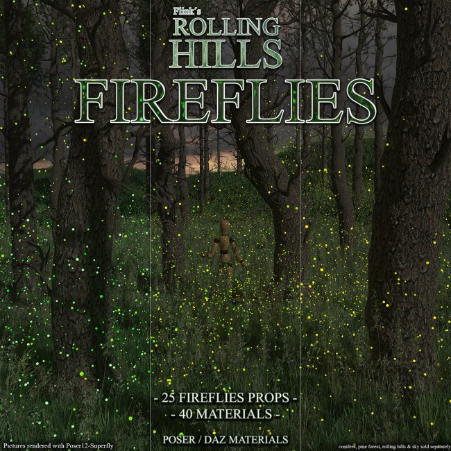 Flinks Rolling Hills - Fireflies
