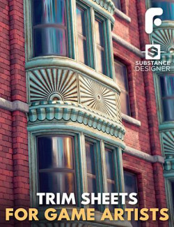 Trim Sheets for Game Artists