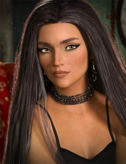 Arianna HD for Genesis 8 and 8.1 Female