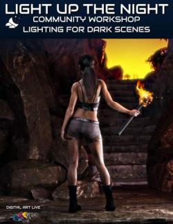 Lighting Up the Night: Special Lighting for Dark Scenes
