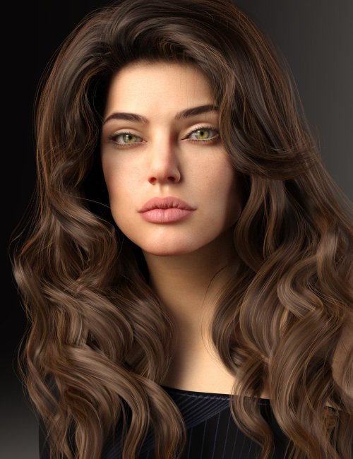 Sharon HD for Genesis 8 and 8.1 Female