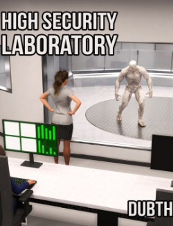 High Security Laboratory for Iray