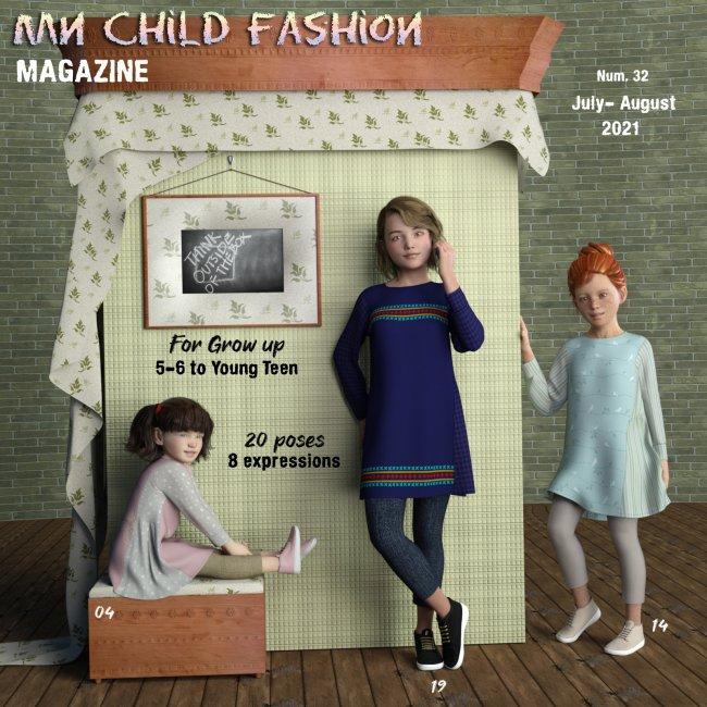 mn child fashion