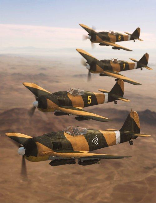 FW190 Warplane