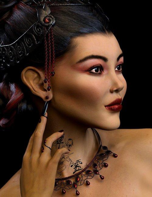 Narumi HD for Genesis 8.1 Female