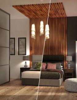 Dream-On Bedroom with Genesis 8 Female Poses