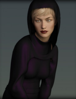 SciFi Clothing Set 3 for G8 and G8.1 Female