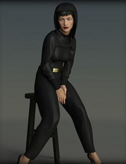 SciFi Clothing Set 3 Textures AddOn