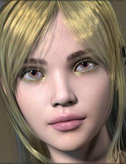 TDT-Izadora for Genesis 8.1 Female