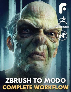 The Complete ZBrush to MODO Workflow