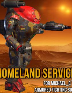 Homeland Service for AFS
