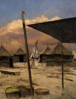 Fantasy Tents
