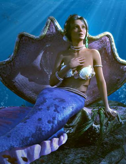 Mermaid Animations for Coral 8.1