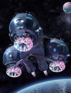 Starship Gaya
