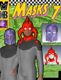 Masks v007 MMKBG3M