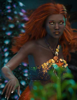 CC Amarine for Genesis 8.1 Female