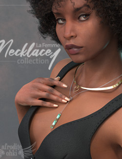 Necklace Collection 1 for La Femme and L'Homme