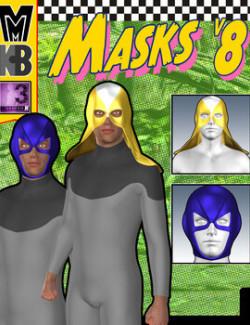 Masks v008 MMKBG3M