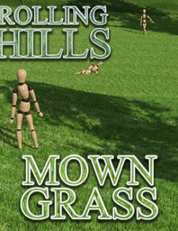 Flinks Rolling Hills - Mown Grass