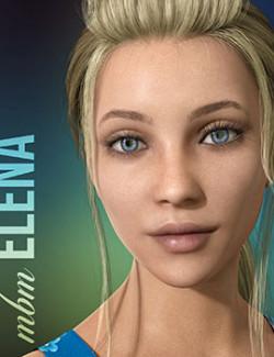 MbM Elena for Genesis 3 & 8 Female