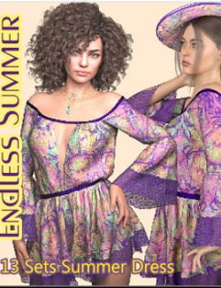 Endless Summer - for Summer Outfit