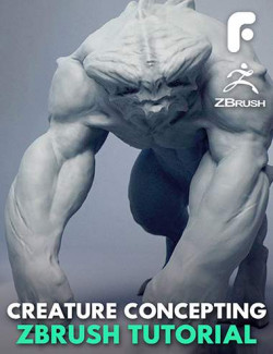 Creature Concepting in ZBrush