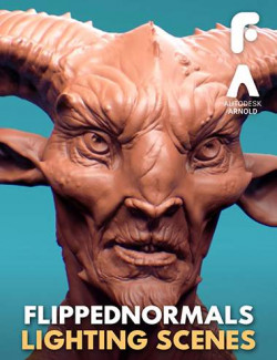 FlippedNormals Lighting Scenes - Arnold for Maya 2018