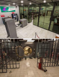 Bank Heist Props