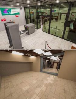 Bank Heist Environment