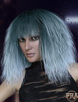 Prae-Lariana Hair For La Femme Poser