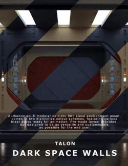 TALON Dark Space Walls