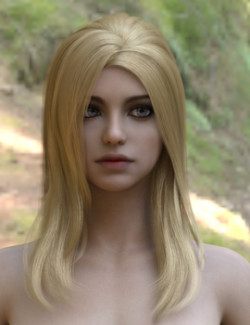 SE Hair for Genesis 8 and 8.1 Female