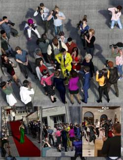 Now-Crowd Billboards - Paparazzi Bundle