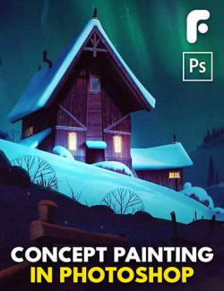 Concept Painting in Photoshop