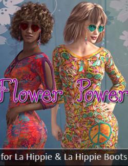 Flower Power for La Hippie & La Hippie Boots