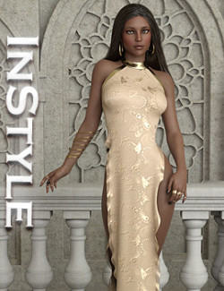 InStyle- CGI dForce Alondra Outfit G8F