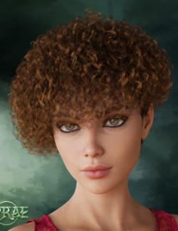Prae-Evy Hair for G8 Daz