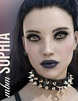 MbM Sophia for Genesis 3 & 8 Female