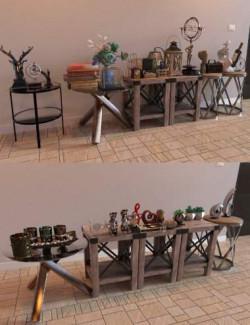 FG Table Top Trinkets