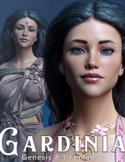 CJ Gardinia For Genesis 8.1 Female