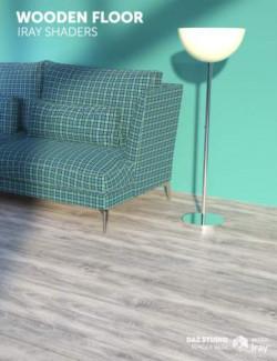 Wooden Floor - Iray Shaders