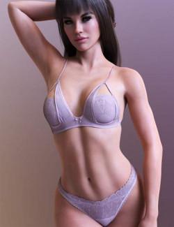 X-Fashion Lightweight Lingerie Set